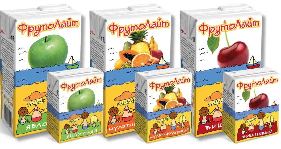 Подобные соки производятся из смеси воды, сахара, лимонной кислоты, витамина С