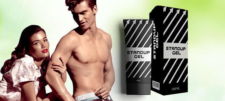 Мужской крем Stand Up Gel – это популярное укрепляющее и тонизирующее средство, помогающее увеличить половой орган мужчины, сделав его длиннее и больше в объеме