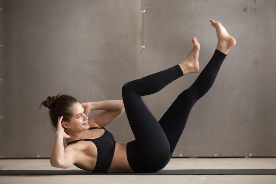 Не нужно делать упражнения насильно, испытывая сильную усталость