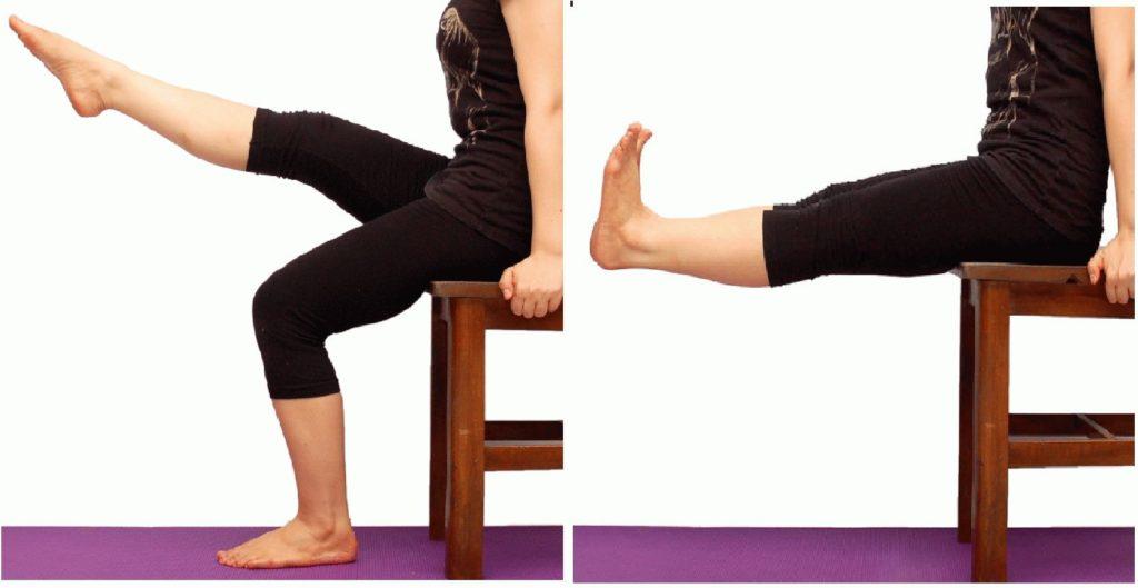 Лечебная гимнастика при варикозе вен на ногах