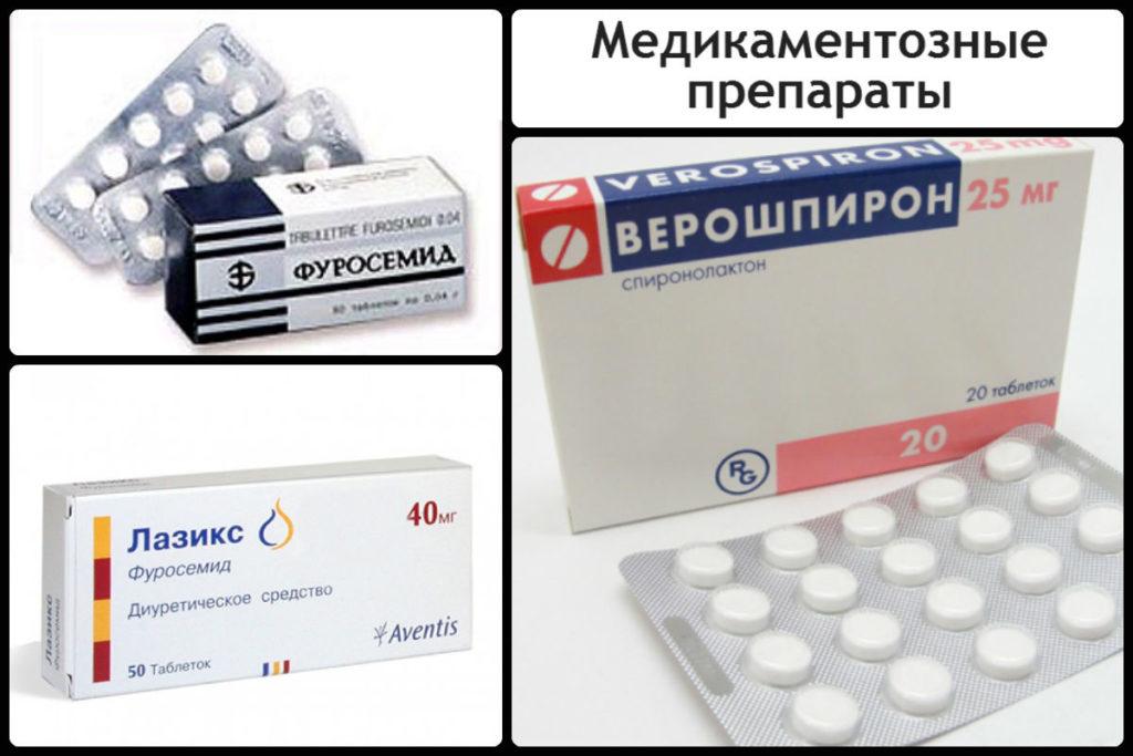 Таблетки от повышенного давления под язык: названия