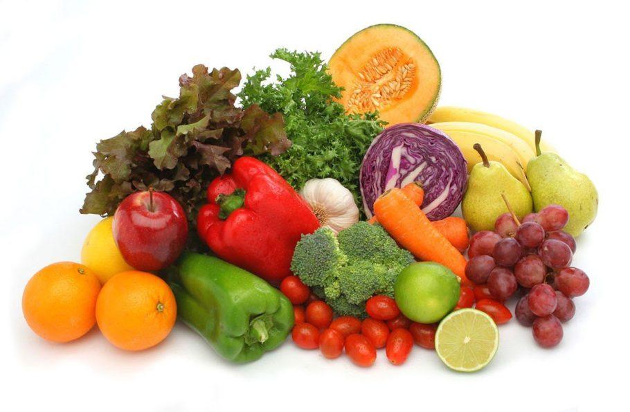 Пища должна содержать витамины, клетчатку и растительные белки