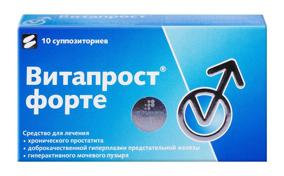 Они находят широкое применение при терапии простатита