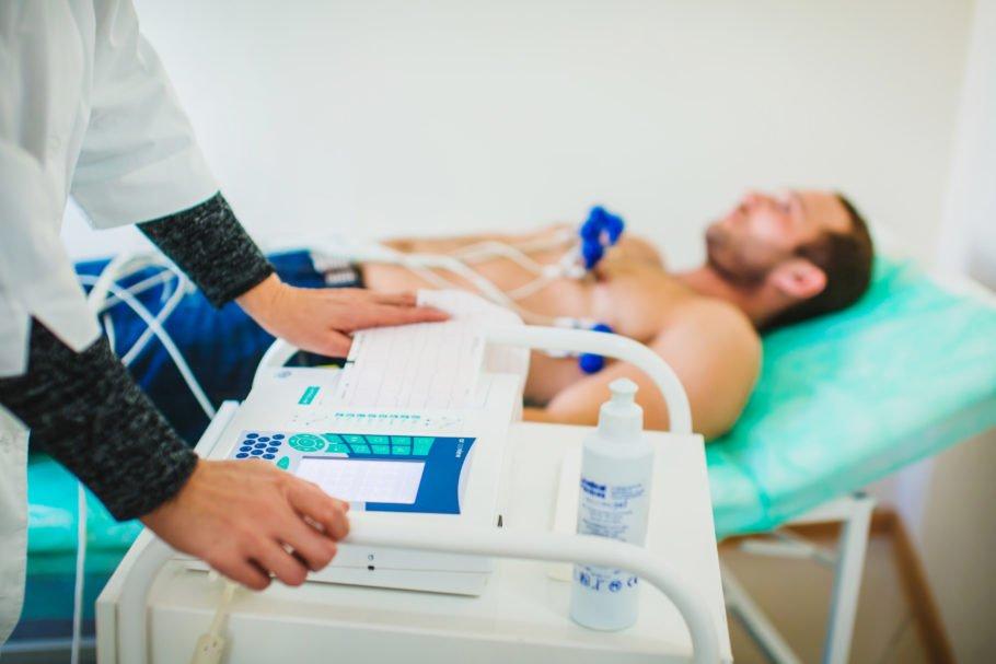 Диагностика заболевания включает в себя следующие этапы: электрокардиограмму в покое и под нагрузкой