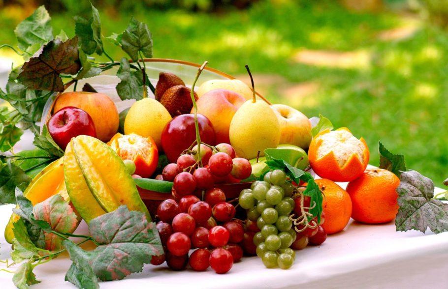 О пользе фруктов известно всем