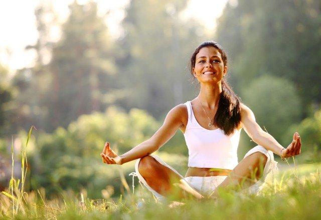 Йога во время климакса