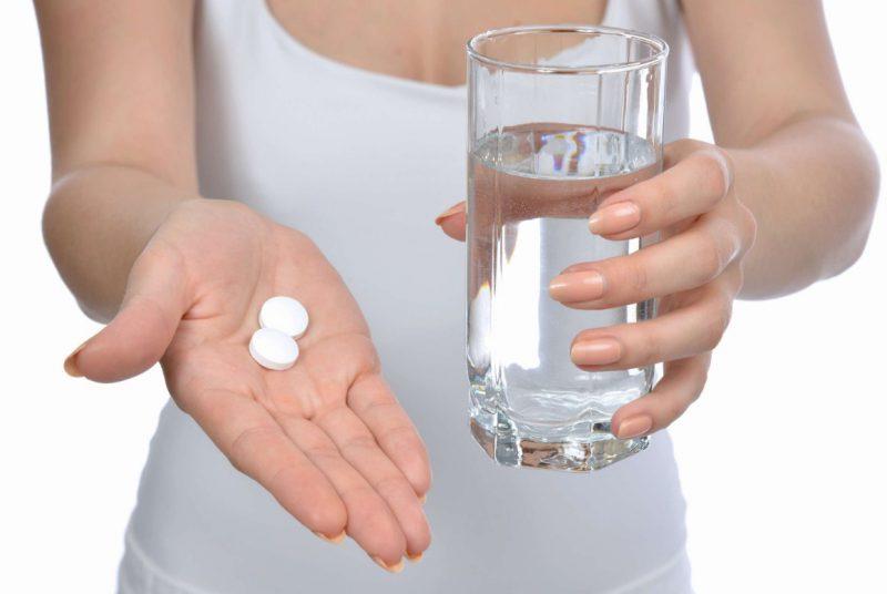 Можно выпить таблетку Каптоприла или Каптопресса