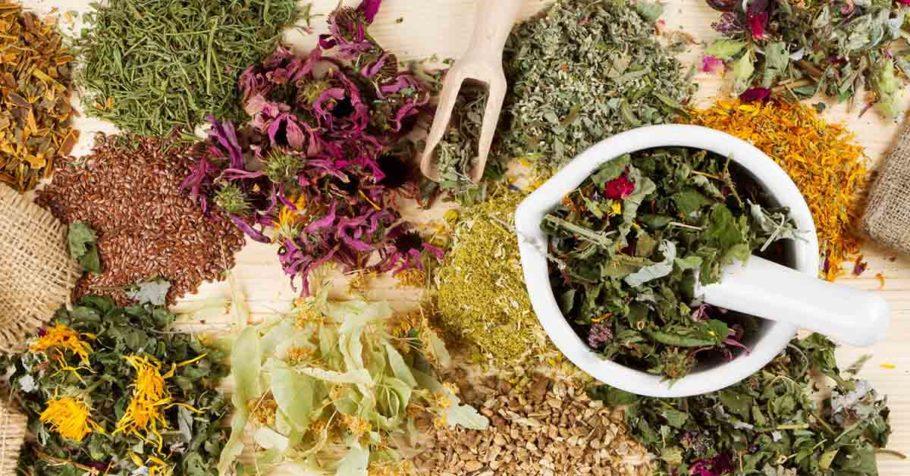 Хорошо снимают высокое АД лекарственные травы