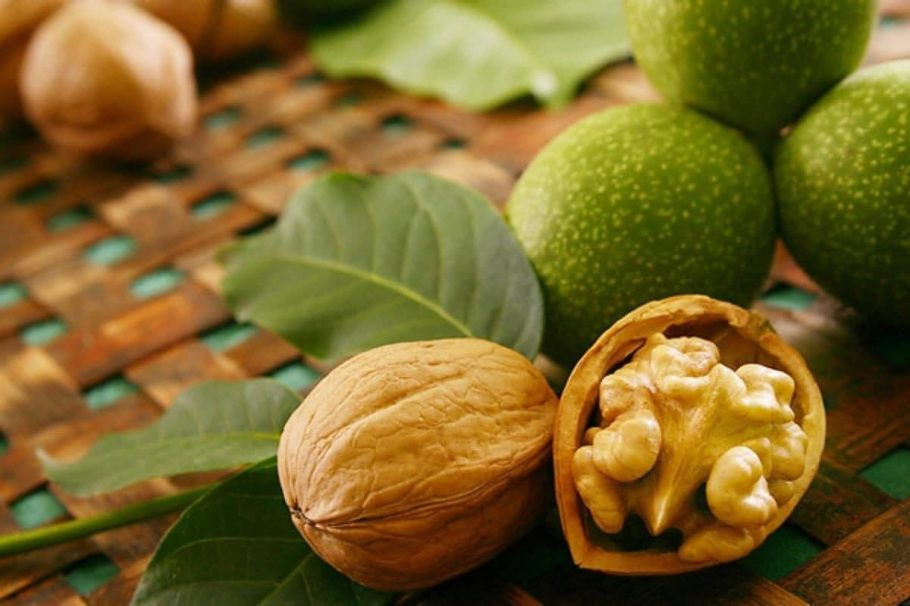 Орехи при гипертонии