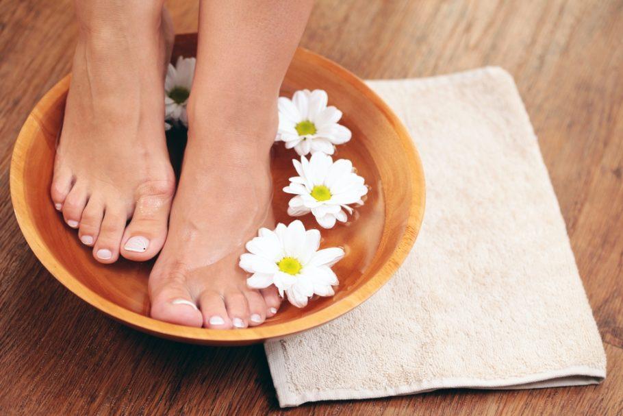 Холодные ванночки для ног при гипертонии