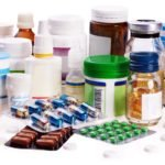 много разных препаратов