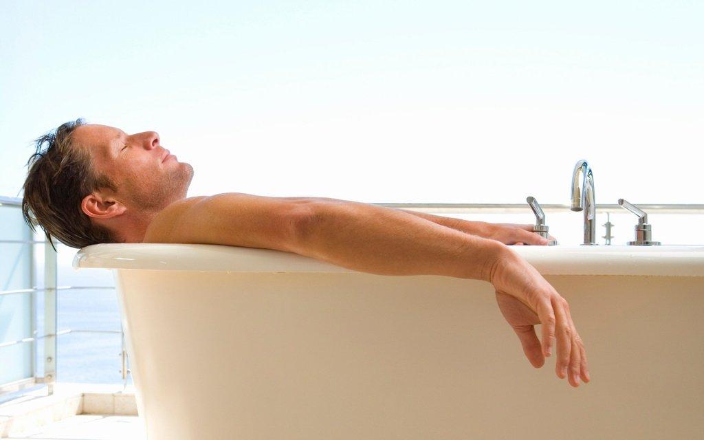 сидячие ванны при лечении простатита