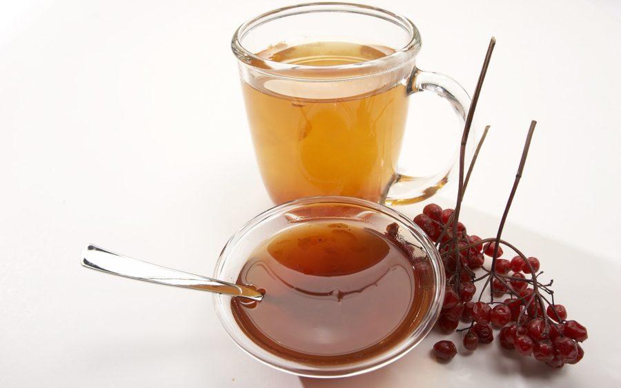 Чашка чая с медом