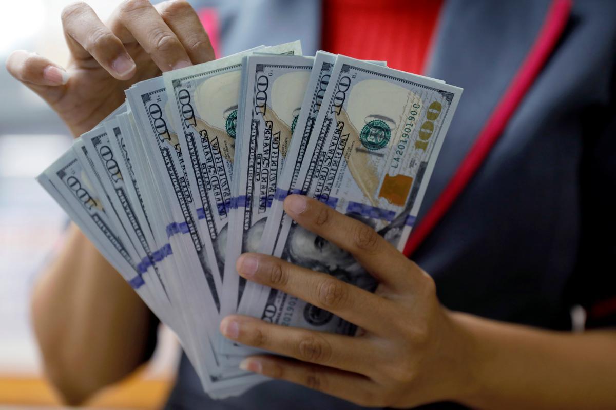 Курс доллара 2019 январь