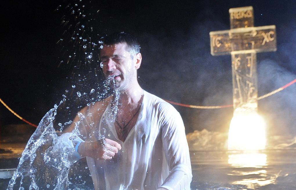 Крещение 2019